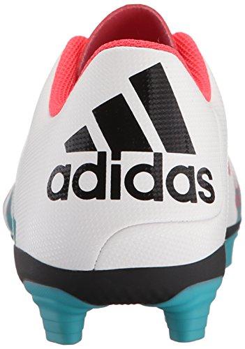Adidas Performance X 15.4 FXG W Football Taquet, bleu marine / gelée verte / flash vert, 5 M Us White/Shock Green/Black