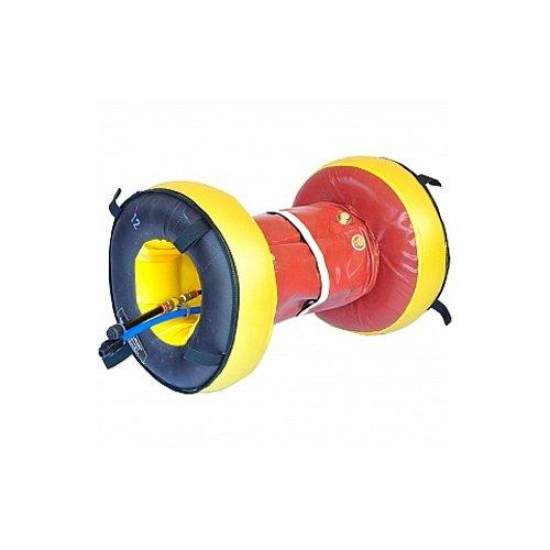 Preisvergleich Produktbild AES W.0036-72 High Speedy Aufblasbares Rohrring-Reinigungssystem,  1800 mm