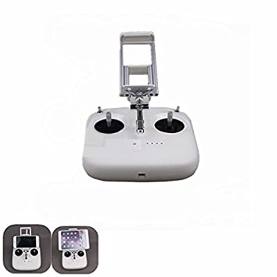 Hensych® MobileTablet Holder Extended Holder for DJI Phantom 3 Standard Edition Remote Control - Can be stretched clip from Hensych