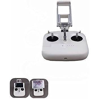 O'woda 2 en 1 Support de téléphone portable/tablette télécommande Titulaire pour DJI Phantom 3 Standard