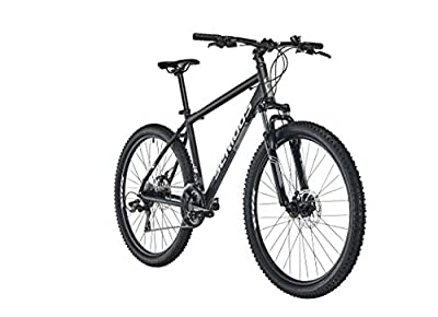 "SERIOUS Rockville 27,5"" Disc Grey 2018 MTB Hardtail"