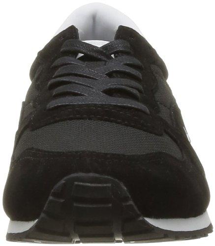 Kangaroos Blaze III, Baskets mode mixte adulte Noir (500 Black White)