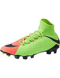 Nike Hypervenom Phatal Iii Df Fg, Zapatillas de Fútbol para Hombre