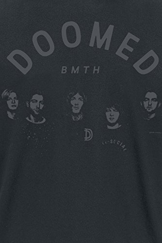 Bring Me The Horizon Doomed T-Shirt schwarz Schwarz