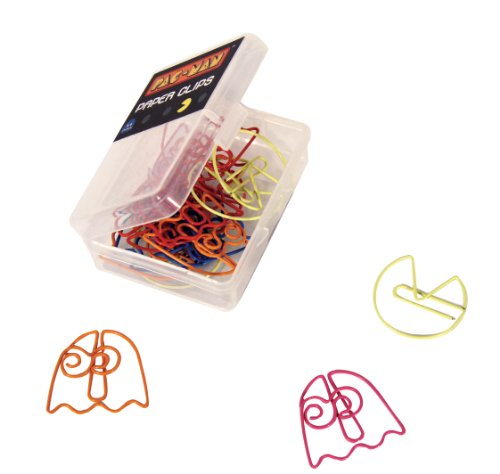 Pac-Man Paladone Paper clips