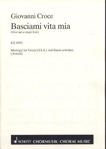 Basciami Vita Mia (Give Me a Single Kiss)