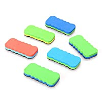 FACILLA® Magnetic White Board Dry Wipe Drywipe Cleaner Eraser