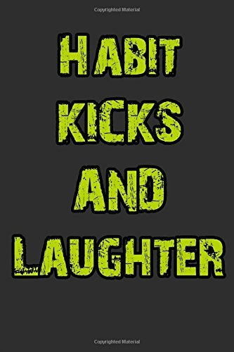 Habit, Kicks and Laughter by Marc Corn (11-Jan-2013) Paperback