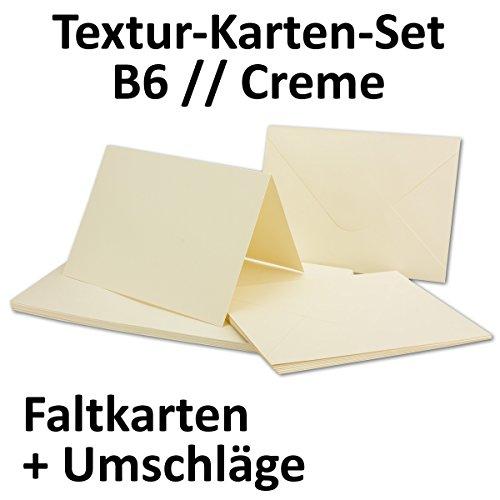 textur-struktur-karten-set-inklusive-briefumschlage-20er-set-blanko-einladungskarten-in-cremefarben-