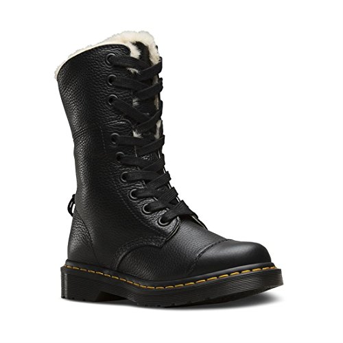 Dr. Martens Aimilita FL Black Aunt Sally 22694001, Boots
