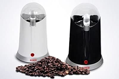 Brand New Electric Coffee Grinder & Nut Spice grinder BOSCO - Black from 24V