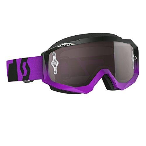 Scott Hustle MX Goggle Cross/MTB Brille Oxide lila/schwarz chrom works