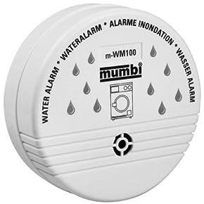 Summit GS153 Wasser-Alarm Wassermelder Wasserw/ächter Wasser Alarm