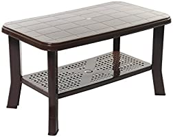 Cello Oasis Centre Table (Ice Brown)