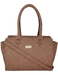 P&L Peach Hand Bag For Women BKL0002