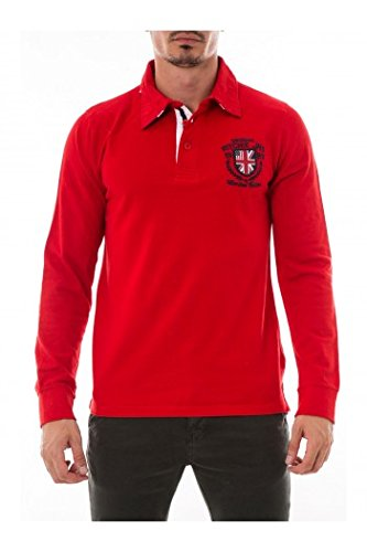 ritchie-polo-pagani-homme-xxl-rouge