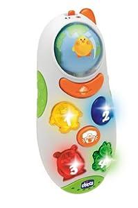 Chicco - Teléfono móvil parlanchín bilingüe (00071408000040)