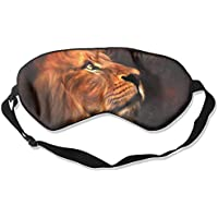 Artistic Cool Lion Sleep Eyes Masks - Comfortable Sleeping Mask Eye Cover For Travelling Night Noon Nap Mediation... preisvergleich bei billige-tabletten.eu