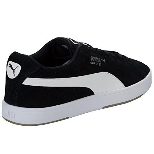 Puma - Suede S, Baskets Homme Noir
