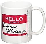 Pyramid International Friends (Regina Phalange) Ufficiale inscatolato Ceramica Tazza da tè/caffè, Carta, 11x 1.3cm, Unica