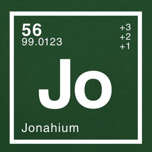Jonah Periodensystem - Herren T-Shirt - 13 Farben Flaschengrün