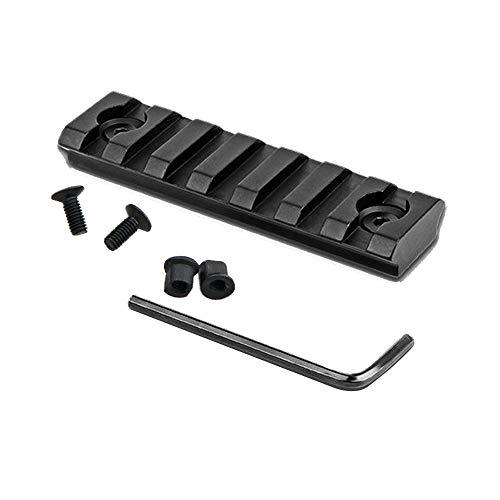 WEREWOLVES Taktische Zielfernrohr 7 Slots Keymod Rail Weaver Picatinny Rail Jagd Schießen Military Shortgun Zubehör -