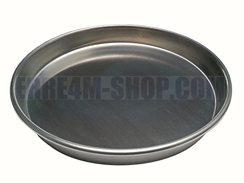 Tarteform aus Aluminium Durchmesser 22x 3(H.) cm Dicke 12/10Profi