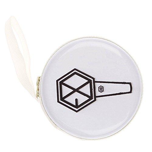 Youyouchard BTS GOT7 TWICE WANNA ONE Münzbörse kleine Tasche Mini Wallet Kartenhalter Clutch Handtasche Handy Tasche mit Griff Speaker-griffe