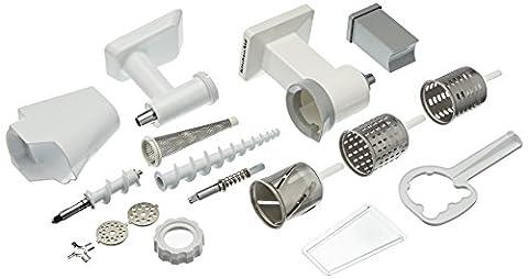 Kitchen Aid Artisan - Kit 3 accessoires FPPC Accessoires pour Kitchenaid