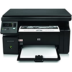 HP LaserJet Pro M1136 Multifunction Monochrome Printer (Black)