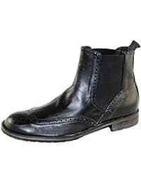 Jackal Milano Herrenschuhe Shoe Schuhe Schnurer Gr 41 JL512 14 schwarz