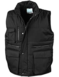 Result Herren Lance Bodywarmer / Weste mit zahlreichen Taschen, winddicht, wasserabweisend