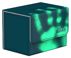 Ultimate Guard ugd010865No Sidewinder 80+ Estándar Tamaño chromia Skin aurorean
