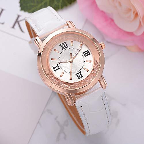 Uhren Damen Uhrenarmband Luxusgeschäfts Uhren Frauen Quarz Analog Uhr Handgelenk Kleine Vorwahlknopf zarte Uhr Klassisch uhr ABsoar