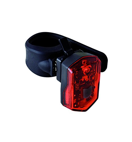 "Büchel LED-Akku-Rücklicht ""Micro Light"", schwarz, 50668"