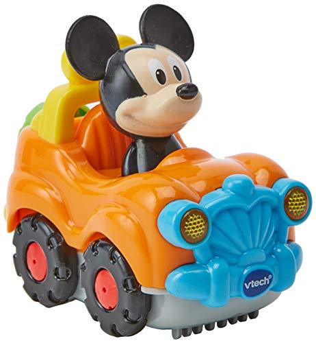 VTech 511403 Toot Pilotes Disney de Mickey Tout-Terrain, Multi