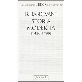 Storia Moderna (1420-1799)