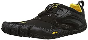 Vibram Spyridon Mr Trail Running Shoes, Men's UK 8 (Black/Grey)