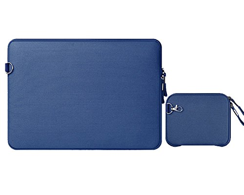 11 Pollici Custodia Borsa / Involucro Sleeve Case per iPad Pro e Laptop / Notebook / Computer Portatile / MacBook Pro / MacBook Air Con Un Piccolo Custodia Per Mouse o Alimentatore Marina Militare