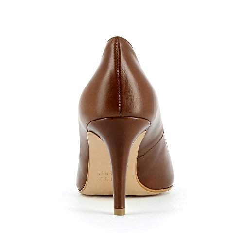 Evita Shoes - Jessica, Scarpe col tacco Donna Marrone (Cognac)