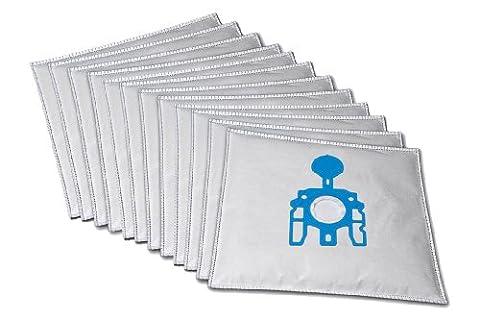 10 Premium Staubsaugerbeutel passend für Miele Parkett & Co 5000 / XL Filtertüten