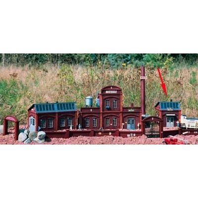 Piko G Scale Model Train Buildings Boiler House Building 62017