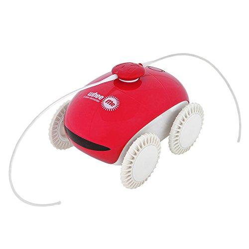 Massageroboter WheeMe V2.0 - rot (Bewegen Sie Ihn Entlang)