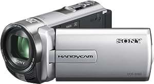Sony DCR-SX85ES SD Camcorder (16 GB interner Speicher, 7,6 cm (3 Zoll) Display) silber