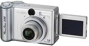 Canon PowerShot A95 Appareil photo numérique 5,0 Mégapixels 9459A008