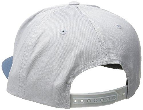 Volcom Herren Cap Quarter Twill Grey Blue