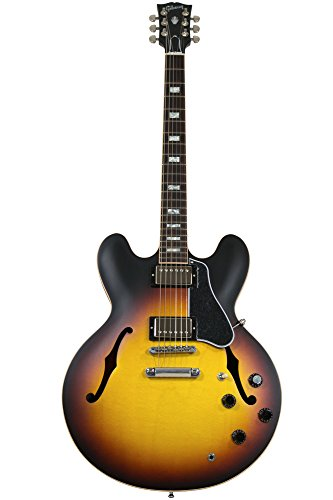GIBSON ES 335 SATIN 2016 SUNSET BURST · GUITARRA ELECTRICA