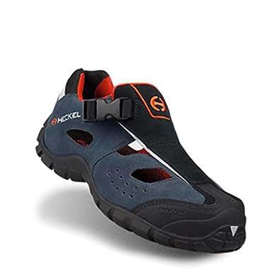 Heckel MACsole® Sport Macair S1P HRO SRA - Chaussure de sécurité sportive / sandale - Taille 36