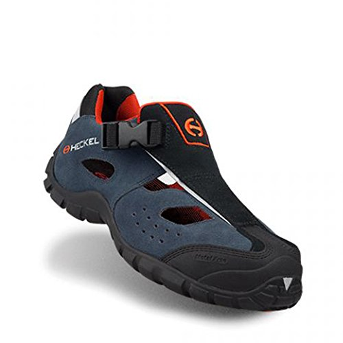 Heckel Macsole Sport MACAIR S1P HRO SRA - Sportlicher Sicherheitsschuh / Sandale - Größe 36 (Sportliche Mesh-gewebe)