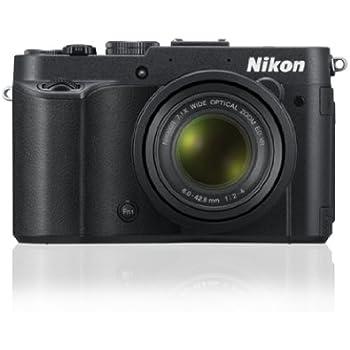 Nikon COOLPIX P7700 Camera 64 Bit